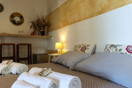 Camera Sole B&B Ogliastro Marina Castellabate