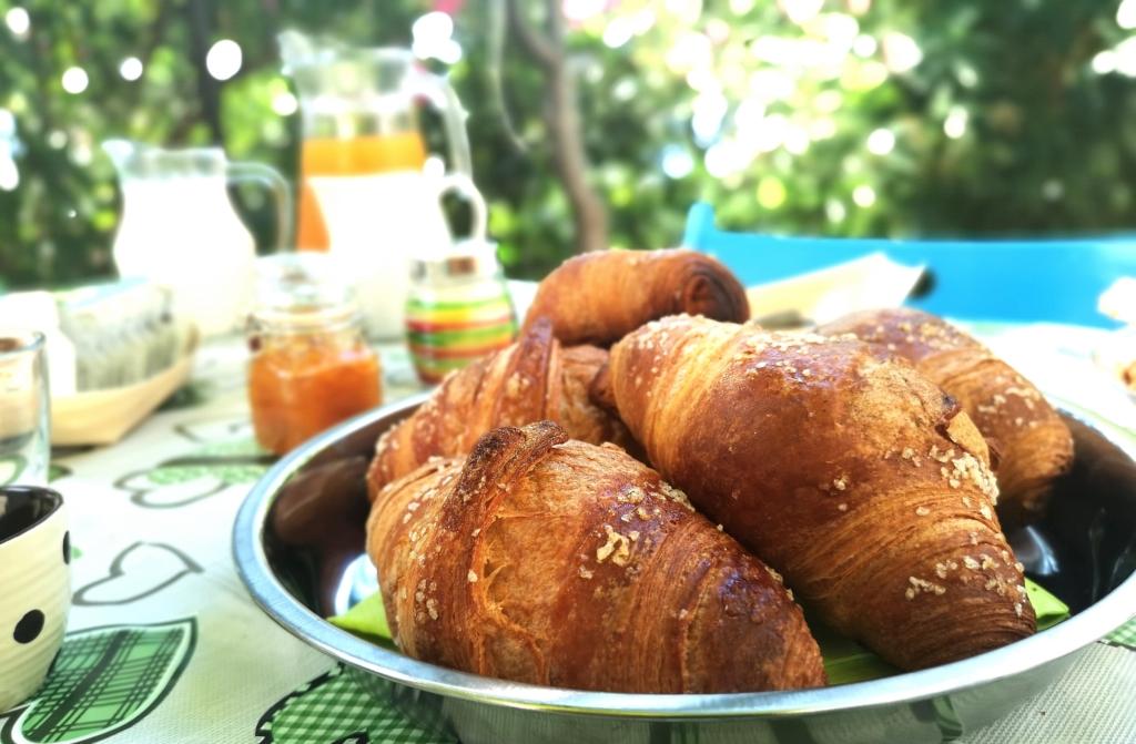 Colazione Villa Edwige Bed and Breakfast Home Restaurant Ogliastro Marina Castellabate Cilento