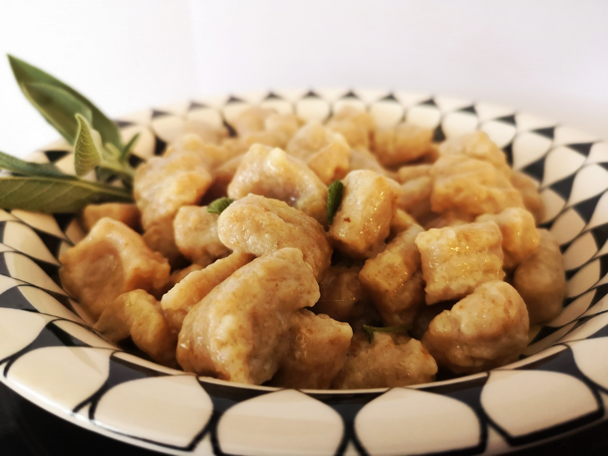 Gnocchi con Salvia Home Restaurant Castellabate