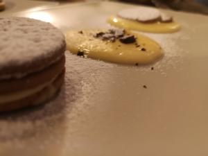 Dessert Villa Edwige Bed and Breakfast Home Restaurant Ogliastro Marina Castellabate
