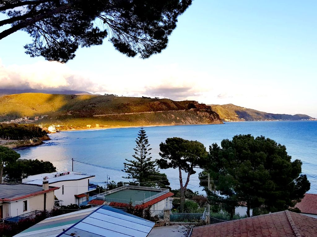 Vista Mare Villa Edwige Bed and Breakfast Ogliastro Marina Castellabate